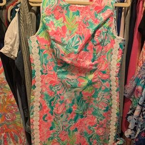 Lilly Pulitzer Mila Stretch Shift
